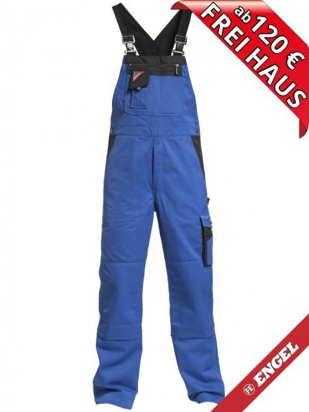 Latzhose Arbeitslatzhose Enterprise FE ENGEL 3600-785 azurblau