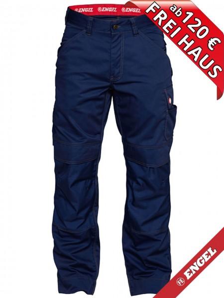 Arbeitshose Handwerkerhose Bundhose COMBAT FE ENGEL 2760-630 marine blau