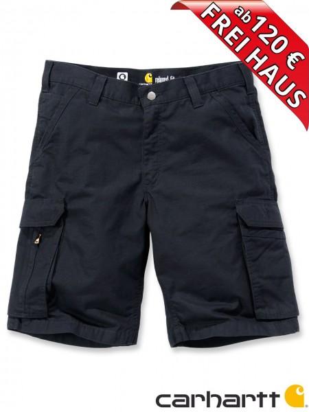 Carhartt Force® Tappen Cargo leichte Ripstopp Short kurz Hose 101168 black
