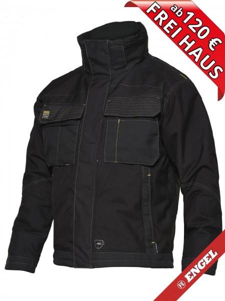 Winter Pilotjacke Winterjacke Jacke wasserdicht TECH ZONE WORKZONE 0251-121