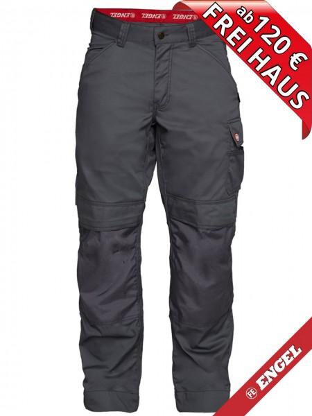 Arbeitshose Handwerkerhose Bundhose COMBAT FE ENGEL 2760-630 grau