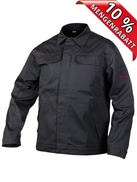 Brandverzögernde Bundjacke Arbeitsjacke MONTANA DASSY 300342 schwarz