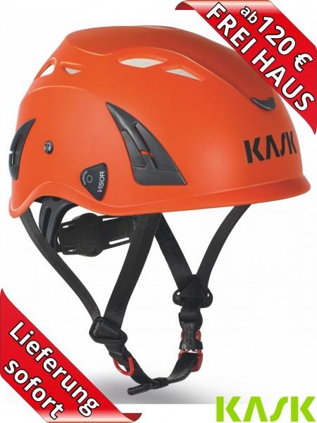 KASK Industrie Helm PLASMA AQ Schutzhelm Bauhelm Work EN397 orange