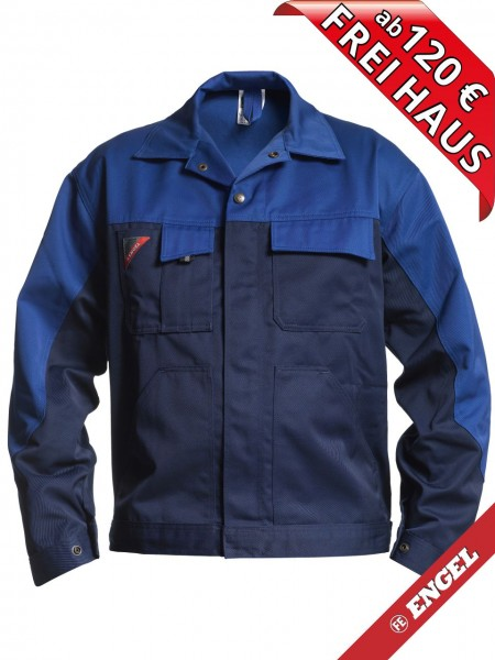 Bundjacke Arbeitsjacke Enterprise zweifarbig FE ENGEL 1600-780 marine blau