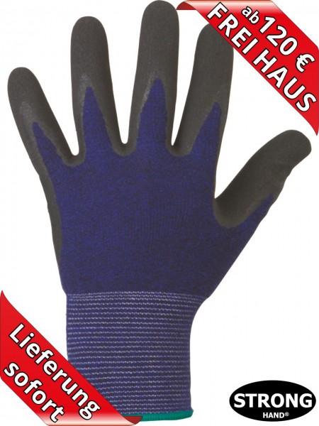 Latex Arbeitshandschuh SCOTT leichter Kälteschutz Handschuh 0239 Stronghand