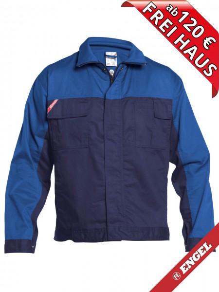 Bundjacke Arbeitsjacke Light zweifarbig FE ENGEL 1270-740 marine/azurblau