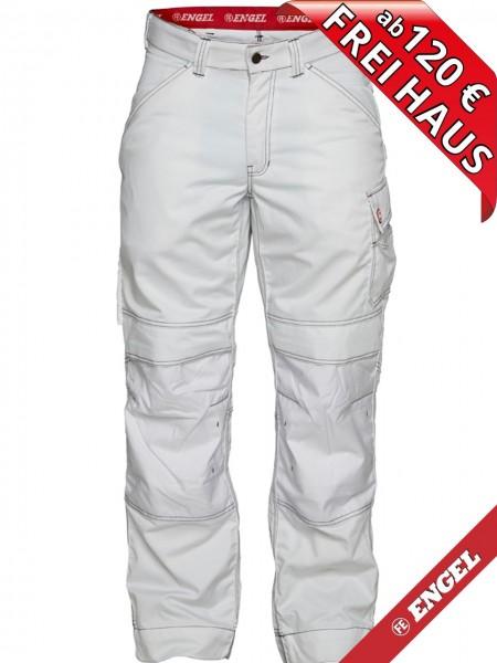 Arbeitshose Baumwolle Handwerkerhose COMBAT FE ENGEL 2760-575 weiss