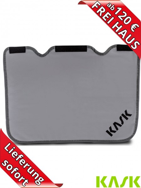 KASK Nackenschutz grau PLASMA SuperPlasma HP WAC00020