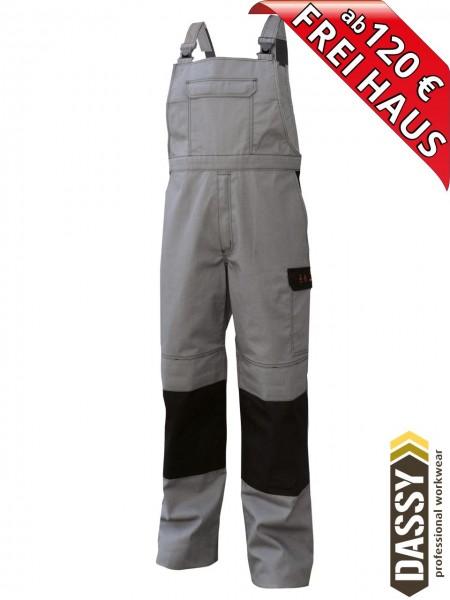 Multinorm Latzhose mit Kniepolstertaschen WILSON DASSY 400143