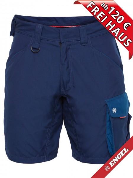 Shorts kurze Arbeitshose Bundhose GALAXY 6810-254 FE ENGEL blau