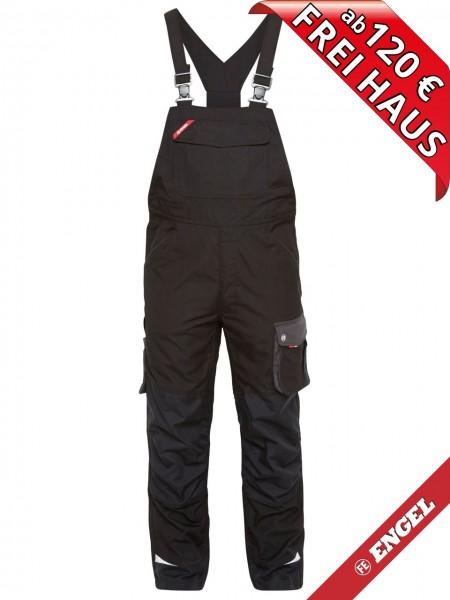 Latzhose zweifarbige Hose GALAXY 3810-254 FE ENGEL schwarz