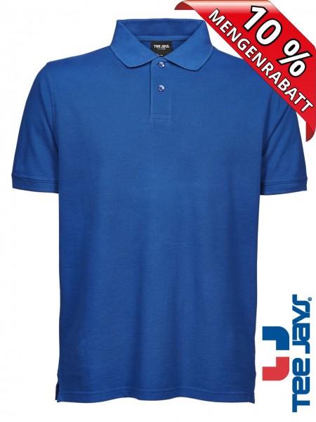 Herren Workwear Polo Shirt Heavy Baumwolle Piqué 1400 Tee Jays royal blau