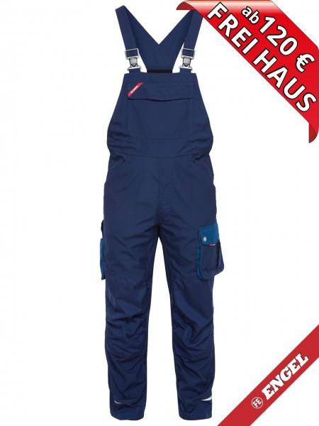 Latzhose zweifarbige Hose GALAXY 3810-254 FE ENGEL tintenblau