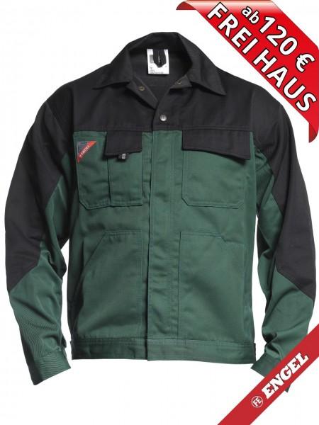 Bundjacke Arbeitsjacke Enterprise zweifarbig FE ENGEL 1600-780 grün