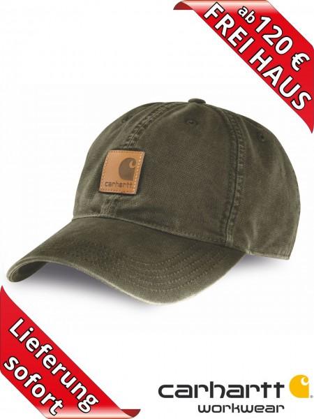 Carhartt Cap Mütze Schirmmütze ODESSA 100289 Army Green