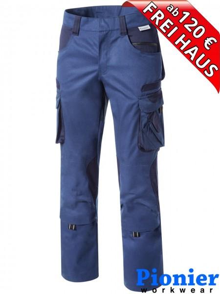 Bundhose Arbeitshose royalblau / marine TOOLS Pionier Workwear 5345