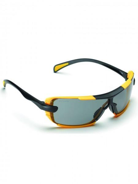 Schutzbrille Bügelbrille XIN grau UNICO Jesse Glover