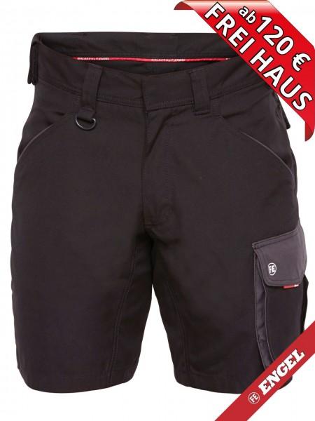 Shorts kurze Arbeitshose Bundhose GALAXY 6810-254 FE ENGEL schwarz