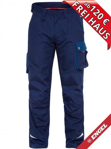 Arbeitshose Bundhose Hose GALAXY 2810-254 FE ENGEL blau petrol