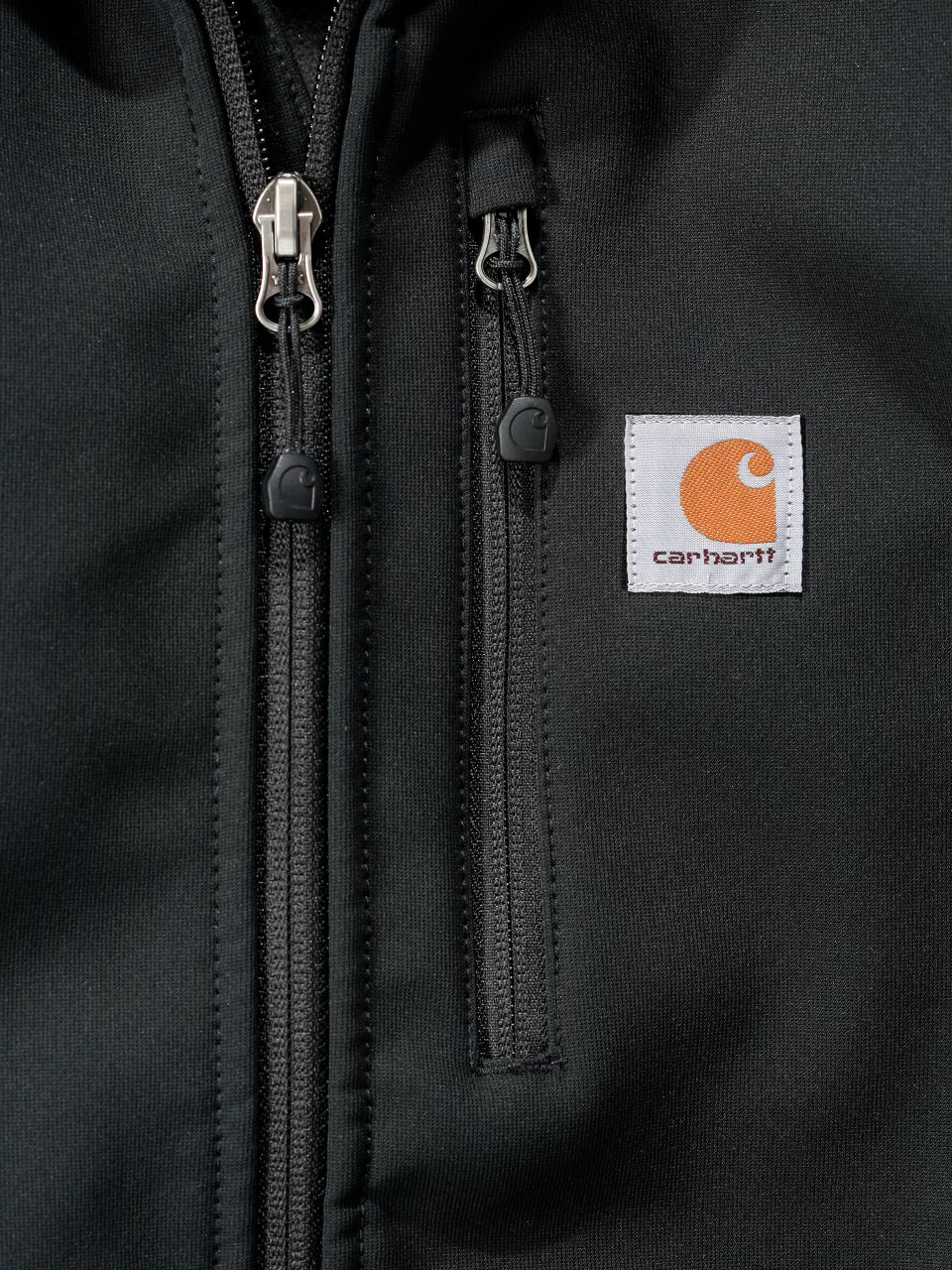 carhartt jacke softshell schwarz