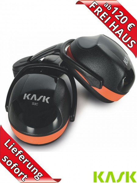 KASK Gehörschutz SC Orange ab 31 dB (A) WHP00003 Plasma SuperPlasma