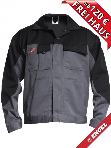 Bundjacke Arbeitsjacke Enterprise zweifarbig FE ENGEL 1600-780 grau