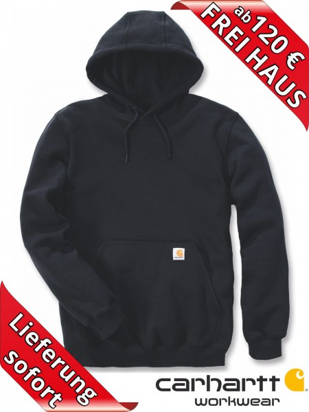 Carhartt Kapuzenpulli Hooded Sweat Shirt Hoody K121 schwarz