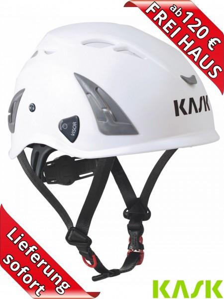 KASK Industrie Helm PLASMA AQ Schutzhelm Bauhelm Work EN397 weiss