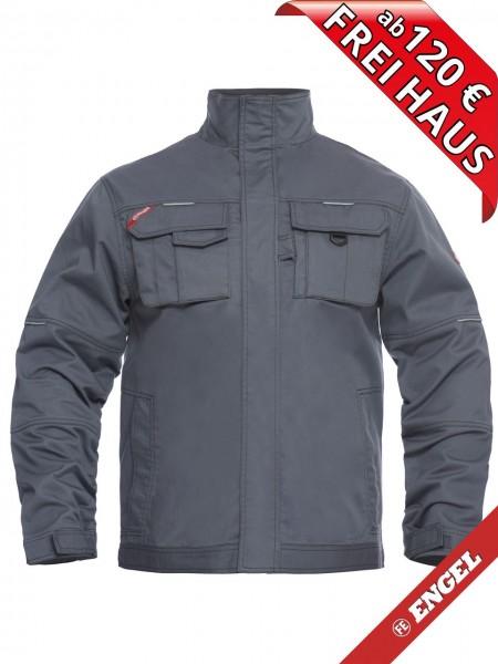 Arbeitsjacke Bundjacke Jacke COMBAT 1760-630 FE ENGEL grau
