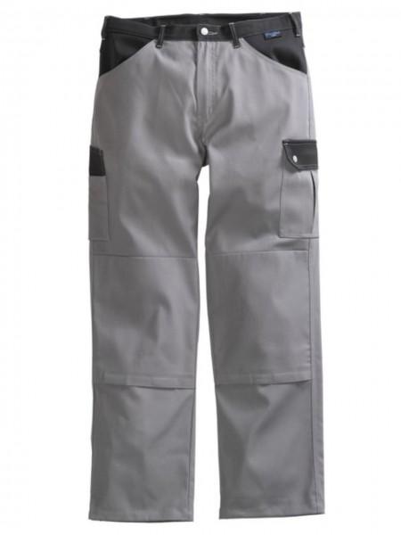 Bundhose Arbeitshose Damen Top Comfort Stretch Pionier 22455 grau/schwarz