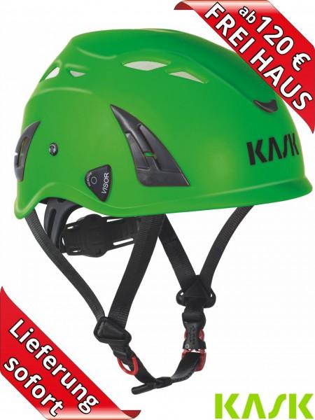 KASK Industrie Helm PLASMA AQ Schutzhelm Bauhelm Work EN397 hellgrün