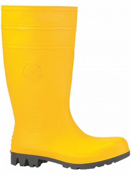 PVC Sicherheitsstiefel S5 EUROMASTER Gummi-Stiefel Baustiefel 35362