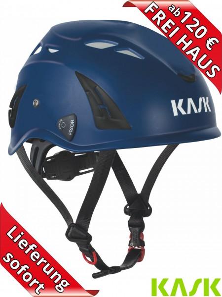 KASK Industrie Helm PLASMA AQ Schutzhelm Bauhelm Work EN397 blau