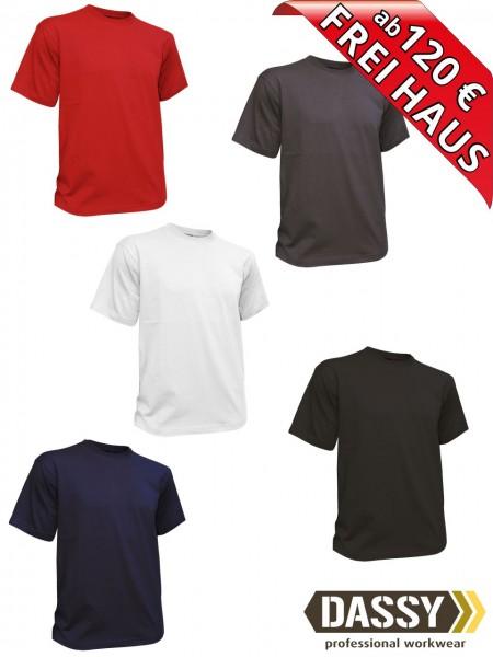 DASSY® Oscar Herren T-Shirt Baumwolle workwear 710001