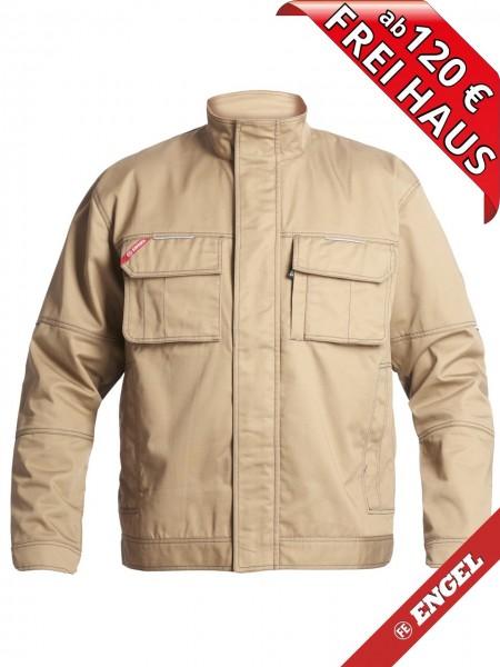 Arbeitsjacke Bundjacke Jacke COMBAT 1760-630 FE ENGEL wood beige
