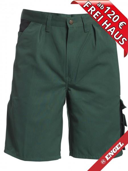 Shorts kurze Arbeitshose Enterprise zweifarbig FE ENGEL 6600-780 grün