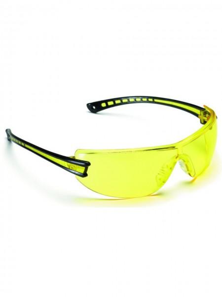 Schutzbrille Bügelbrille ZHI gelb UNICO Jesse Glover