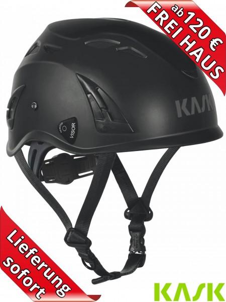 KASK Industrie Helm PLASMA AQ Schutzhelm Bauhelm Work EN397 schwarz