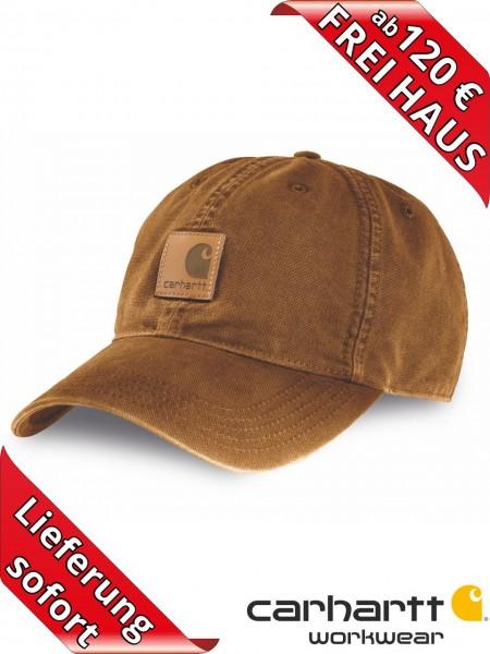 Carhartt Cap Mütze Schirmmütze ODESSA 100289 Brown