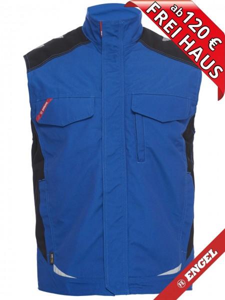 Arbeitsweste Serviceweste Weste GALAXY 5810-254 FE ENGEL royalblau schwarz