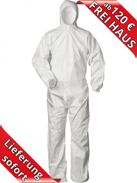 Chemieschutzanzug Einweg Asbest Schutzanzug Overall MICRO 2960 Tector
