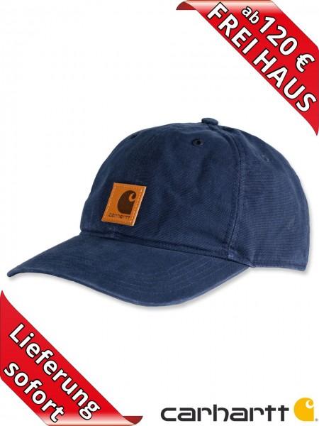 Carhartt Cap Mütze Schirmmütze ODESSA 100289 Navy Blau