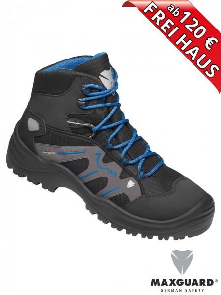 Maxguard SX420 S3 hohe Arbeitsschuhe Sicherheitsschuhe wasserdicht Stiefel