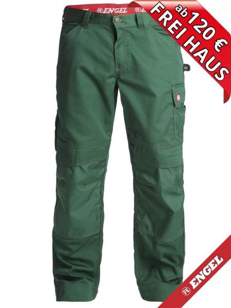Arbeitshose Handwerkerhose Bundhose COMBAT FE ENGEL 2760-630 grün