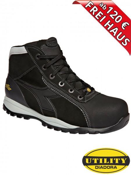 Diadora Glove Tech Pro hohe Leder Sicherheitsschuhe GEOX S3 ESD 173527