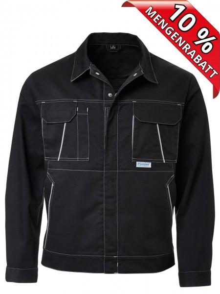 Bundjacke Arbeitsjacke schwarz ECO COLOUR Pionier Workwear 3293