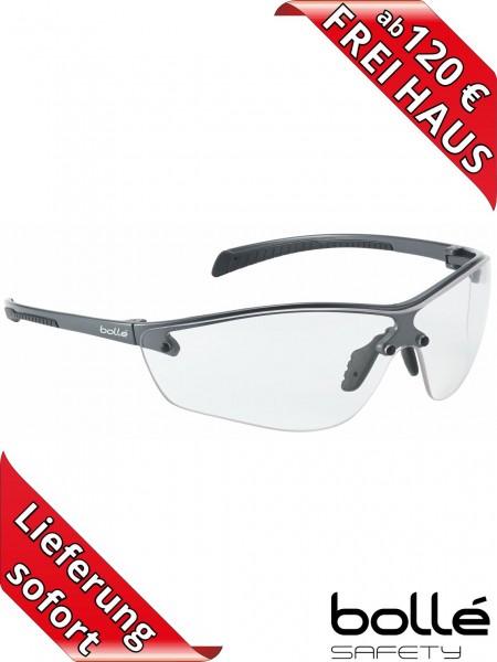 Bollé Safety Schutzbrille SILIUM+ PLUS SILPPSI Klar PLATINUM Beschichtung
