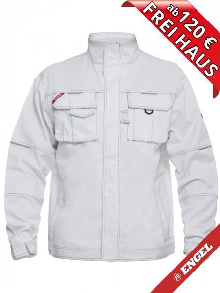 Arbeitsjacke Bundjacke Baumwolle Jacke COMBAT 1760-570 FE ENGEL weiß