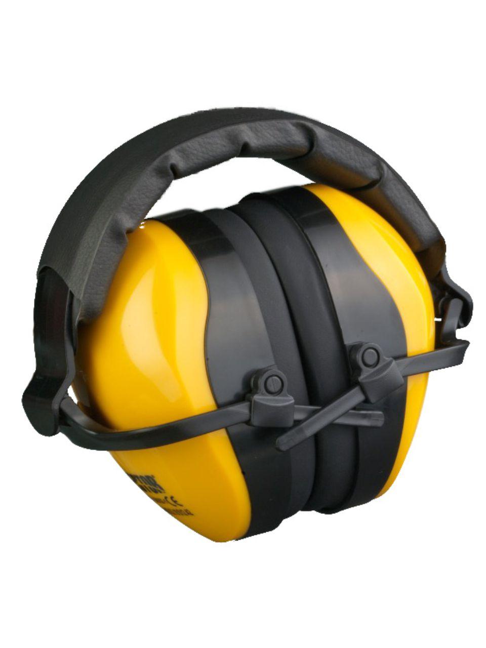 5 Stück Tector Gehörschützer Kapselgehörschutz Gehörschutz klappbar 29dB EN352-1