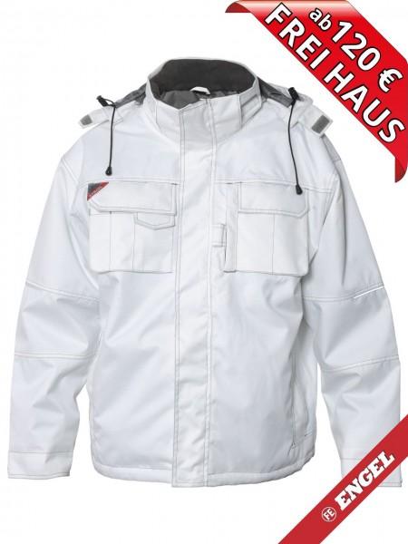 Maler Pilotjacke Winterjacke Jacke COMBAT FE ENGEL 1232-107 weiss
